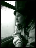 looking at the outside world.. by DianaLucifera