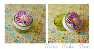Mini Cake Box 2 by colourful-blossom