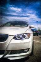 BMW 335i E92 by KOMODO-Art