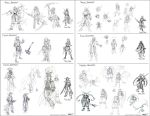 Eternal-Concept Sheet 2009 by arvalis