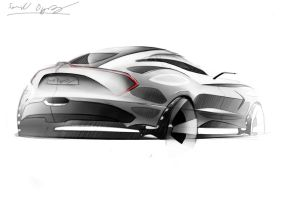 Aston Martin by dyrborgdesign