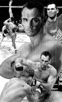 Rich Franklin by ShomanArt