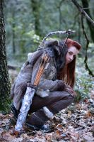 Kissed by fire by celticzombie