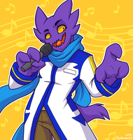 Kaito-sinthe by TheWardenX3