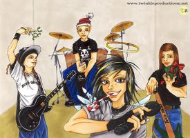 Tokio Hotel Advent Calender 06 by dreamhunter