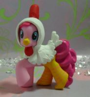 Halloween Pinkie Pie G4 Blind Bag Custom MLP by SanadaOokmai