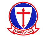 VMFA-122 Patch by CliffEngland