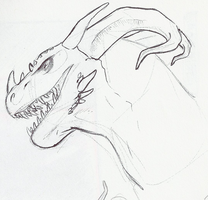 misc. dragon head 2 by llimus