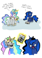 Trollestia strikes again by MunaDrake