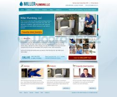 miller plumbing by ijographicz