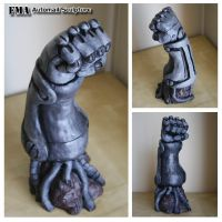 FMA Automail Sculpture by matrgarr
