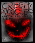 CreepyNoodles comic Chapter 2 cover by Hekkoto