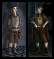 Draw This Again - Vimes by artsytarts