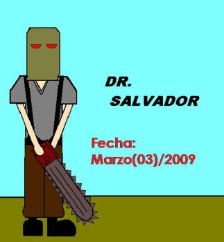 Dr.Salvador Old Paint by umbrellamaster