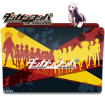 Danganronpa Anime Folder Icon by KatsurakiKeima