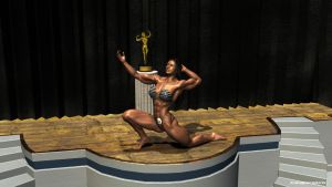 Bodybuilding Posing Routine by plinius