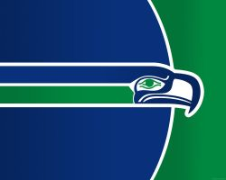Retro Seattle Seahawks by mtspknwildcat