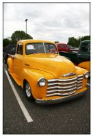 1950 Chevy by ashleytheHUNTER