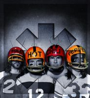 Red Hot Chili Peppers by RHCP-Addict