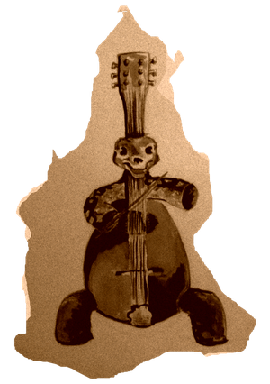 mandolin turtle