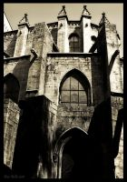 Flying Buttresses by Hippiemon