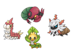 Poke-bugs 1 by ConstantSoliloquy
