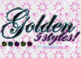 GOlDEN StYLES by MyDesireForAT