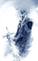 Frozen Arthas by GAVade