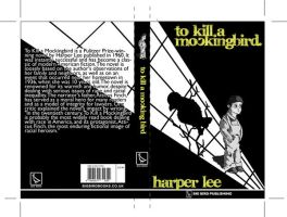 to kill a mockingbird cover by thephenomenal92