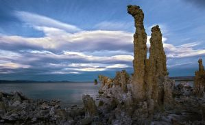 Mono Lake, Revisited by coulombic