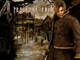 Resident Evil 4 wallpaper by SGthief