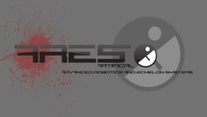 ARES Artificial Desktop Wallpaper by Pathogen-David