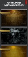 56 Grunge Backgrounds Bundle by gojol23