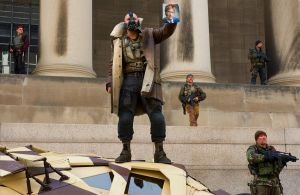 The Dark Knight Rises -  Bane 2 - Full HD by MarkMajor