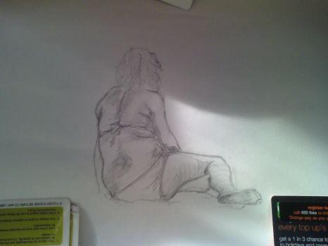Life drawing 1 by shareen56