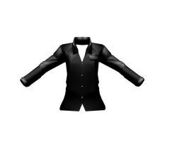 MMD Male shirt DL by Skary66