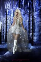You're as Cold as Ice by Branka-Johnlockian
