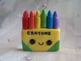 Crayon box by CuteTanpopo