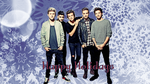 Happy Holidays 1D Wallpaper by iluvlouis