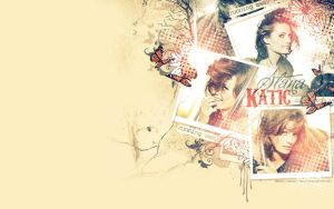 Stana Katic Wallpaper by only-thi
