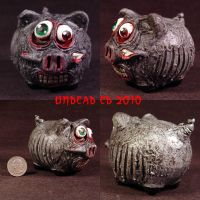 Rot Piggy Death Bank full by Undead-Art
