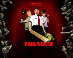 Paul of the Dead by meisbored