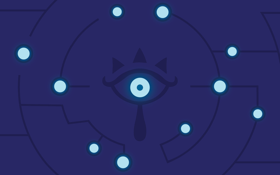 Eye of the Sheikah by Perzivial