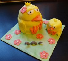 Easter Cake by sparks1992