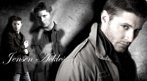 Jensen Ackles by ForgotenWolf13