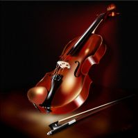 The Red Violin by pbeebe