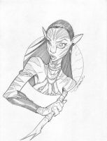 Neytiri Circle Series by StevenSanchez