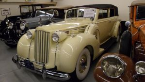 '39 Packard 12 Model 1708 by hankypanky68