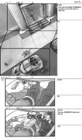 Car Chase Storyboard - p.02 by Colonel-Crowe