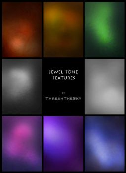 Jewel Tone Texture Pack by ThreshTheSky